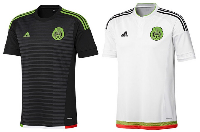 All New Copa America 2015 Kits Released