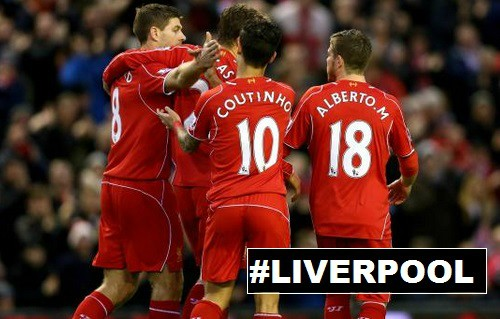 Liverpool Vs Bournemouth Totalsportek: Possible Lineups Everton Vs Liverpool 2015 (Predictions