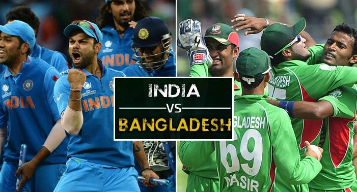 Indian Cricket Team To Tour Bangladesh: India Tour Of Bangladesh 2015 Schedule, TV Channels
