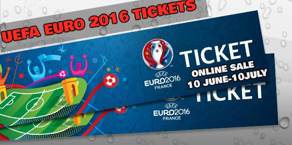 Best Way To Buy UEFA Euro 2016 Tickets Online & Prices Revealed
