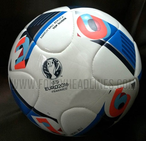 adidas beau jeu euro 2016 ball leaked. Black Bedroom Furniture Sets. Home Design Ideas
