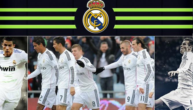 live real madrid: