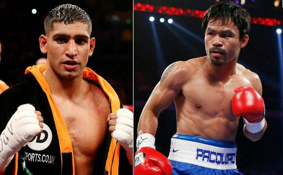 Amir Khan vs Manny Pacquiao Possible Date 2016